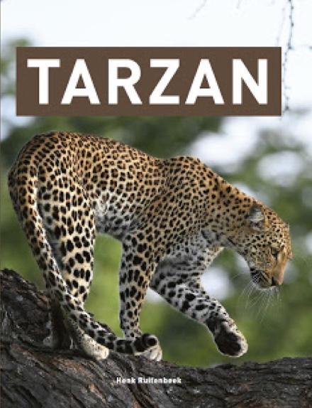 Cover Tarzan Boek